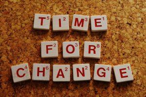 Changing status